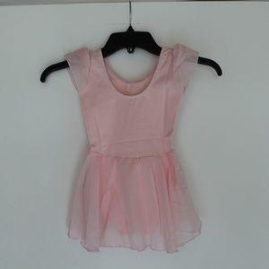 MDNMD Leotard Dance Ballet Pink AM000058